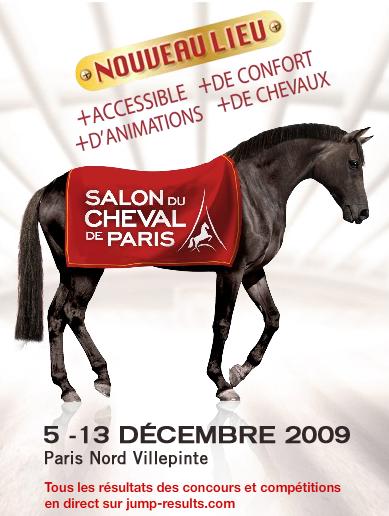 Salon du cheval 2009