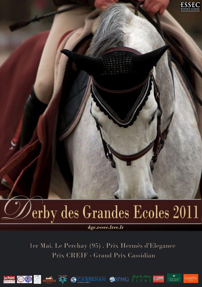 Affiche_Derby des Grandes Ecoles